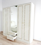 Спальня Стелла Белая